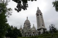 Rundgang Montmartre Sacre Coeur