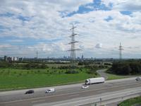 Zwischenstopp bei Frankfurt