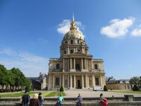 Stadtrundfahrt in Paris - Invalidendom