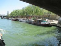 Schifffahrt auf der Seine