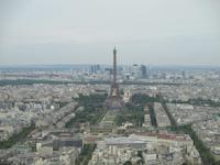Blicke vom Turm Montparnasse