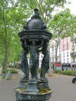 Pariser Trinkbrunnen