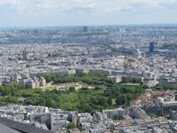 Jardin de Luxemburg vom Montparnasse