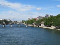 Seine-Blick zum Louvre