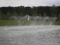Wasserspiel in Versailles
