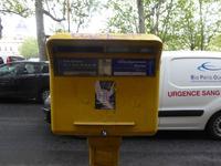 Postkarten bitte rechts
