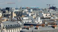 ... über den Dächern von Paris
