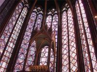 Gott ist Licht. Sainte Chapelle