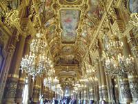 In der Opera Garnier
