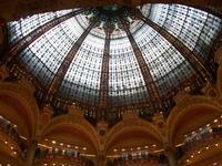 Paris: Galerie Laffayette