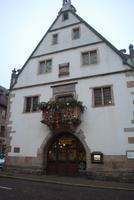 068. Kornhalle in Obernai