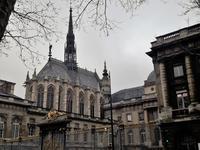 La Sainte Chapelle von  Ludwig IX. der Heilige
