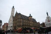 011. Marktplatz Rothenburg ob der Tauber