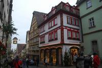 014. Weihnachtsstimmung Rothenburg ob der Tauber