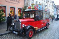 018. Weihnachtswagen Rothenburg ob der Tauber