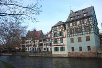 035. Petite France in Straßburg