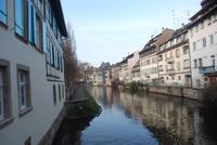 037. Petite France in Straßburg