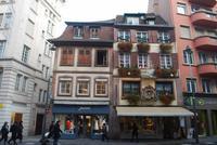 044. Stadtzentrum in Straßburg