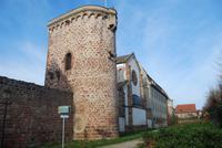 061. Stadtmauer Obernai