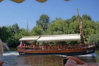 Bootsfahrt auf der Dordogne