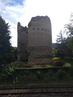 9. Der gallo-römische Turm -Tour de Vésone- in Périgueux