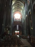 Clermont-Ferrand. Kathedrale Notre Dame