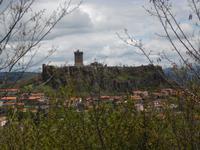 Blick auf Pontignac