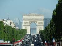 001J Paris. Champs-Elyssee