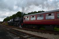 078 Strathspey Railway, Broomhill