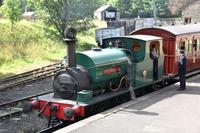 1535 Beamish Museum, Rowley Station