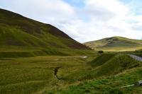 097 Cairngorm Mountains, Allta'Ghlinne Bhig
