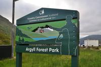Argyll Forest Park - Glen Croe