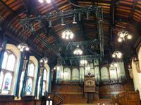 In der Guildhall von Derry