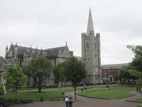 St. Patriks Cathedral in Dublin
