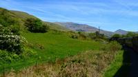 295 Nordwales, Fahrt mit der Welsh Highland Railway
