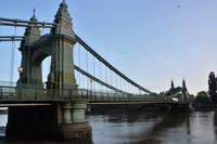 die Hammersmith-Bridge
