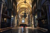 016 Canterbury Cathedral, Langhaus