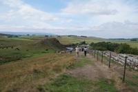 Spaziergang am Hadrianswall