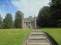 Scone Palace, Kapelle auf dem Moot Hill