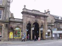 Markthalle in Inverness