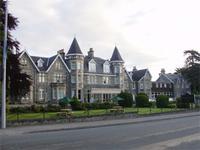Unser Hotel in Grantown on Spey