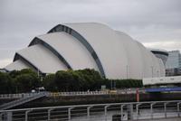 Clyde Auditorium - Architekt Sir Normen Foster