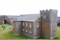 Garrison Chapel - Fort George