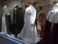 Hochzeitskleid der jetzigen Ehefrau des Earl of Argyll
