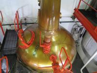 Whisky Brennerei