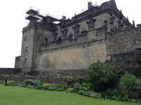 Garten von Sterling Castle