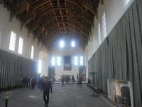 Stirling Castle, Festhalle innen