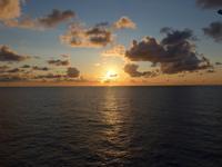 Sonnenuntergang Hafen Ijmuiden