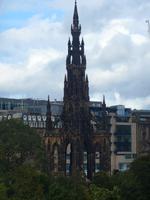 Walter Scott -Denkmal Edinburgh