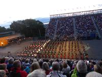 Royal Military Tattoo Edinburgh 2018